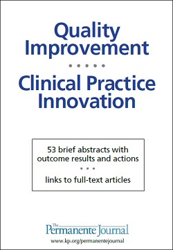 Quality Improvement - Clinical Practice Innovation